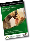 RCCFDC Success Stories 2005 - 2007